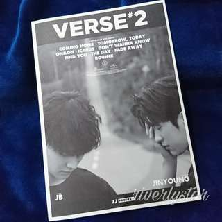 JJ Project - Verse 2 [Taiwan Edition]