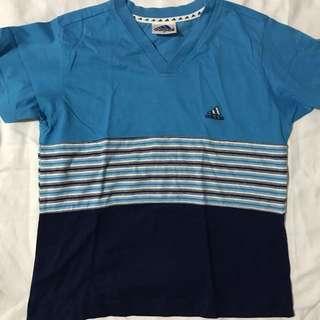 Adidas Striped Top