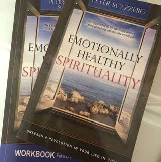 EHS christian book and workbook