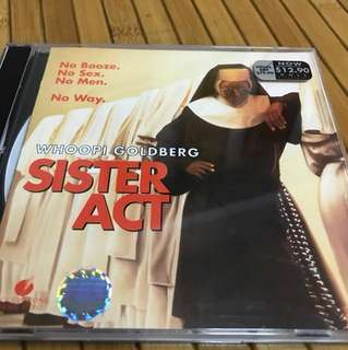 VCD Sister Act