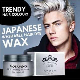 Colour hair Wax - Japanese