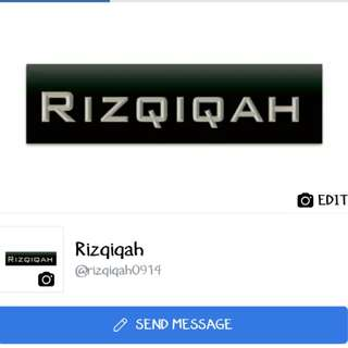 Our FB page - Rizqiqah