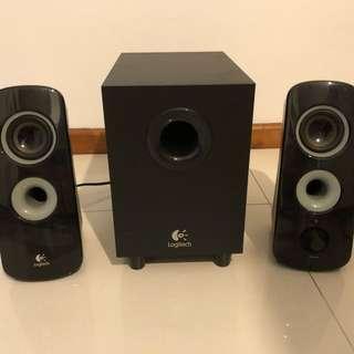 Logitech Speakers Z323