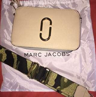 Marc Jacobs SnapShot Bag - Pink Pale