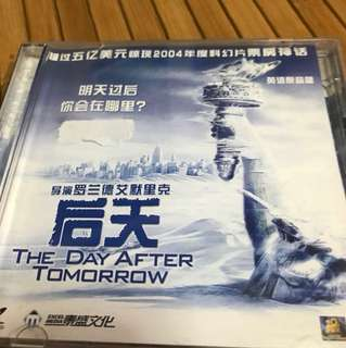 VCD The Day After Tomorrow