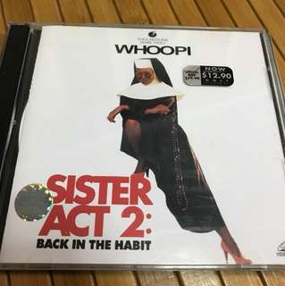 VCD Sister Act 2