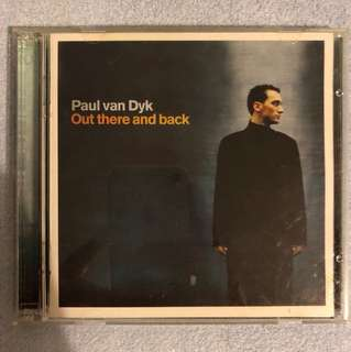 Paul Van Dyk - Out There And Back CD Album