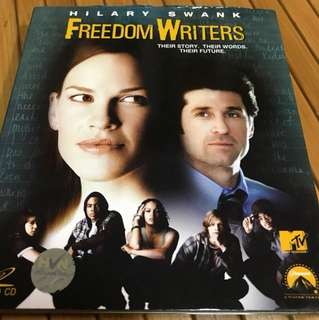 VCD Freedom Writers