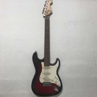 Timbre electric guitar