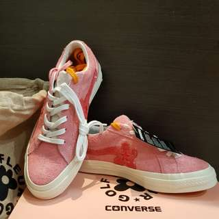 Authentic Converse x Golf Le Fleur