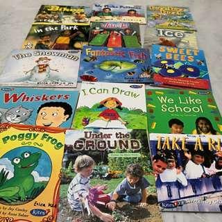 Children Story Books for K1/K2