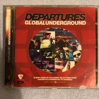 Global Underground: Departures