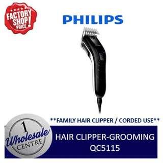 PHILIPS QC5115 HAIR CLIPPER