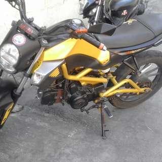 Kymco K Pipe 125cc