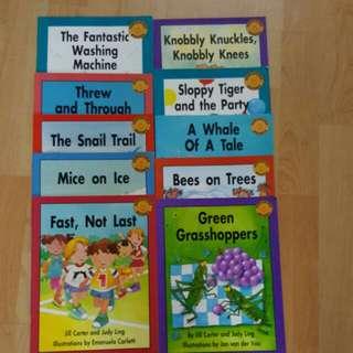 Sunshine books - 10 books