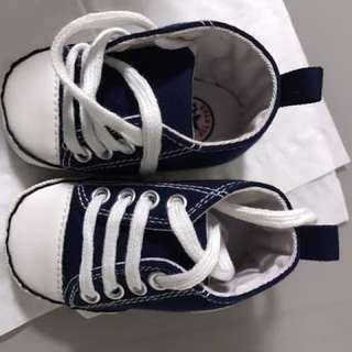 High cut crib shoes 2
