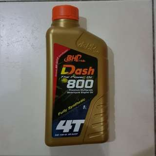 BHPetrol Engine Oil fully synthetic 1L
