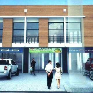 Commercial townhouse for rent