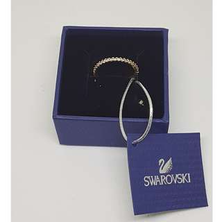 B'NEW SWAROVSKI VITTORE RING