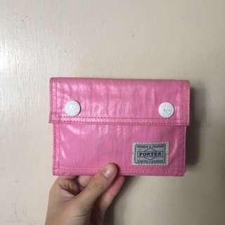 Porter short wallet 短銀包