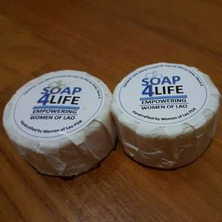 Soap4life Made in Lao