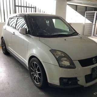 Suzuki Swift Sport 1.6 Manual