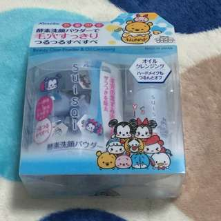 Kanebo Suisai Tsum Tsum Clear Powder & Cleansing Oil