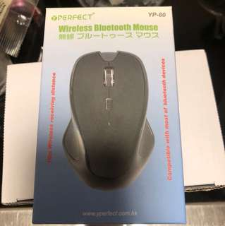 Perfect Wireless bluetooth mouse 無線藍芽滑鼠