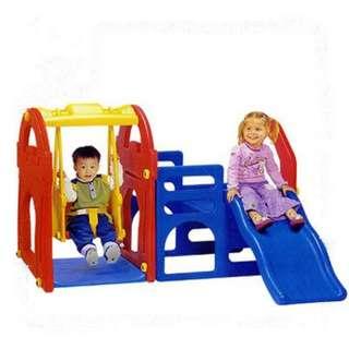 Haenim Indoor Playground Swing & Slide