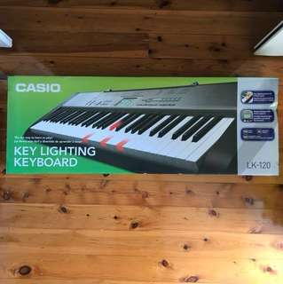 Casio Light-Up Piano Keyboard