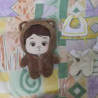 EXO CALL ME KAI DOLL