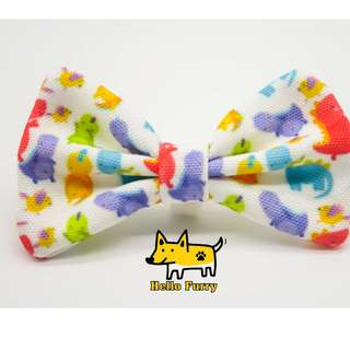 Little dinosaur handmade , Dog Cat Bowties Bow tie , Clothing , Accessories , Pet Collars , Bandana,