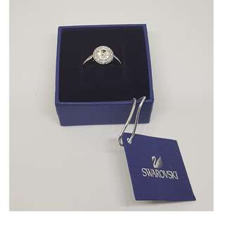 Repriced!!! B'NEW SWAROVSKI ANGELIC RING