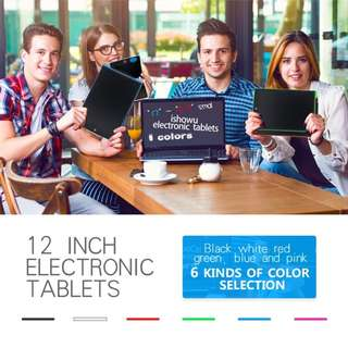 "$280@2 輕便電子畫板 12"" LCD Writing Tab Digital Drawing Tablet"