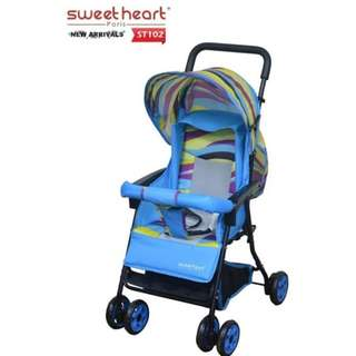 Sweet Heart Paris St102  Light Weight Stroller 3.5kg
