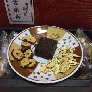 紅糖姜棗茶 薑母茶 禮盒裝一盒十包 送禮自用 現貨 不議價