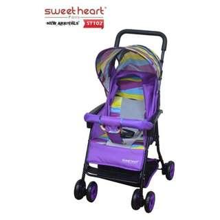 Sweet Heart Paris St102  Light Weight Stroller 3.5kg