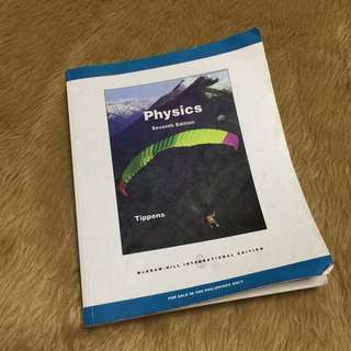 Tippens Physics Book Reference