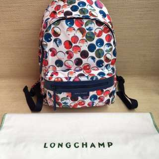 Longchamp fantaisie neo backpack super