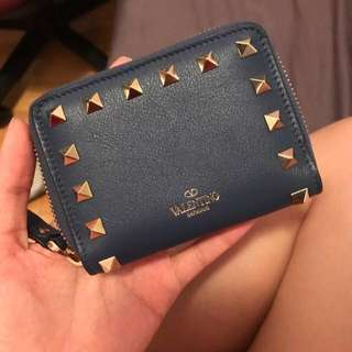 100% NEW Valentino wallet and coins bag