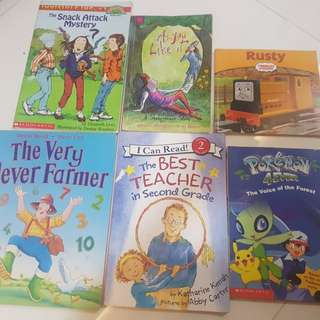 Like New Story Books children k1 to p2 free giveaway