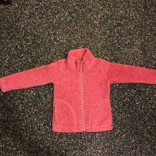 Preloved fleece winter jacket