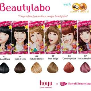 [3 Boxes] Beauty Labo Bubble Hair Dye