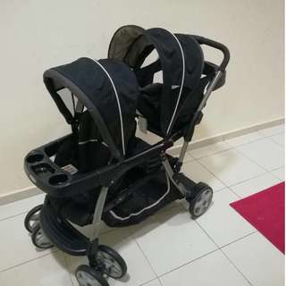 GRACO READY2GROW Strollers