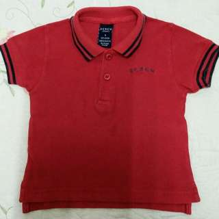 Baby boy casual shirt