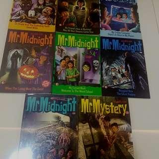 Storybooks Mr Midnight