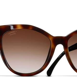 """New Genuine Chanel """"Summer Butterfly"""" Sunglasses"""