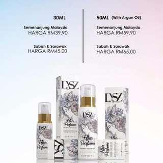 Hair Perfume by LYSZ