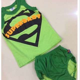Preloved super baby set