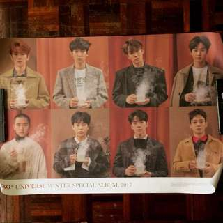 EXO   Universe   Group Poster
